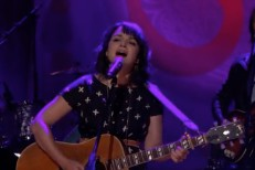 Norah Jones on Conan