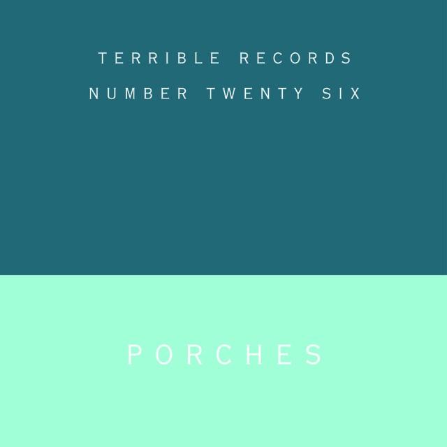 """Porches. - """"Prism"""""""