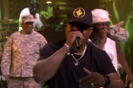 Watch Public Enemy Do &#8220;Public Enemy No. 1&#8243; With The Roots On <em>Fallon</em>
