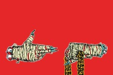 Run The Jewels Unveil <em>RTJ2</em> Artwork, Tracklist