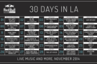 Red Bull Sound Select Lines Up Run The Jewels, Kurt Vile, DFA1979 For 30 Days In LA