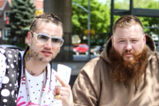 """Riff Raff – """"Rookies Of The Future"""" (Feat. Action Bronson)"""