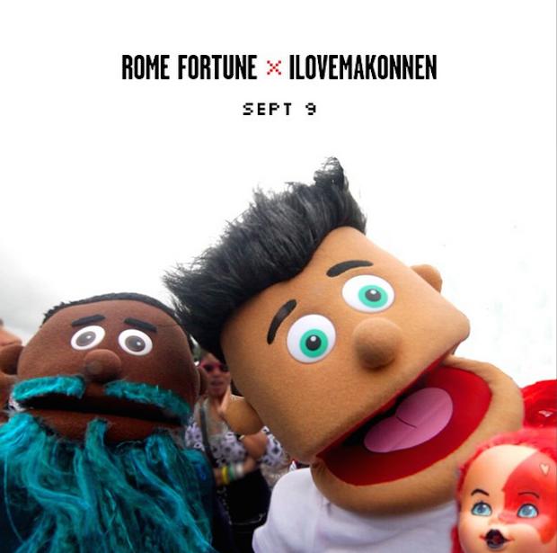 "Rome Fortune - ""FriendsMaybe"""