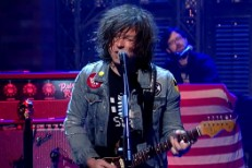 Watch David Letterman Bring Ryan Adams Back For An Encore