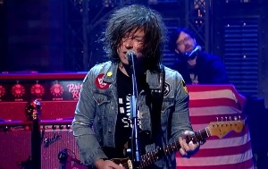 Ryan Adams on Letterman