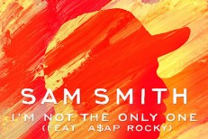 "Sam Smith – ""I'm Not The Only One"" (Feat. A$AP Rocky)"