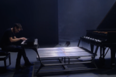 Watch Son Lux Play A Piano Rigged With Razors For Gillette