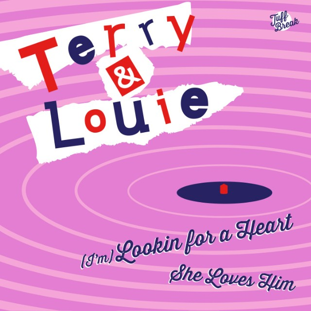 """Terry And Louie - 7"""" single"""