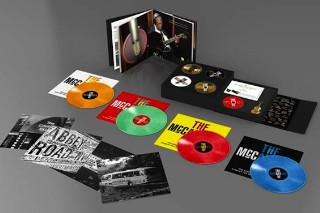 Tribute Album <em>The Art Of McCartney</em> Includes New Covers By Bob Dylan, Billy Joel, Brian Wilson, The Cure