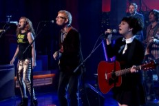 The New Pornographers on Letterman