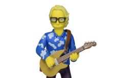 Check Out The New <em>Simpsons</em> Figurines Of R.E.M., Elvis Costello, &#038; Weird Al