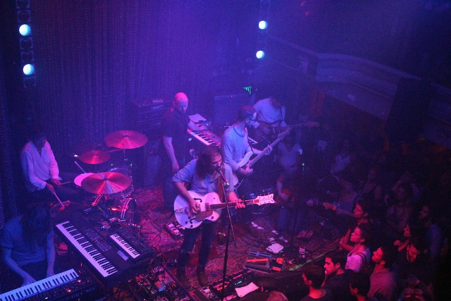 The War On Drugs at Johnny Brenda's with Kurt Vile