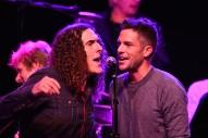 Watch Brian Wilson, Weird Al, Brandon Flowers, Conan O'Brien, & More Cover George Harrison At George Fest