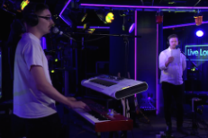 "Watch Alt-J Cover Disclosure's ""Latch"""