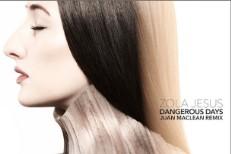 "Zola Jesus – ""Dangerous Days (The Juan Maclean Remix)"" (Stereogum Premiere)"