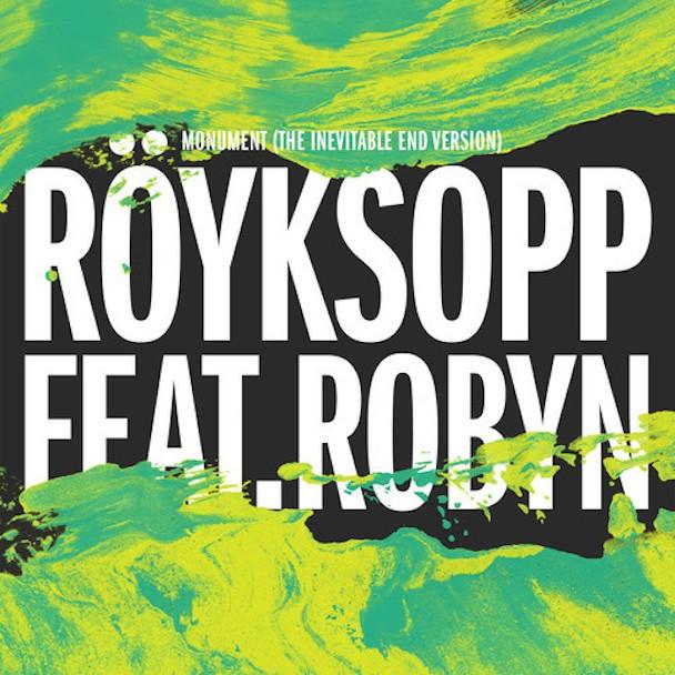 Royksopp Robyn Monument The Inevitable End Version скачать - картинка 2