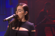 Watch Banks Perform On <em>Seth Meyers</em>