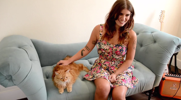 Check Out Best Coast & Snacks' PETA Ad