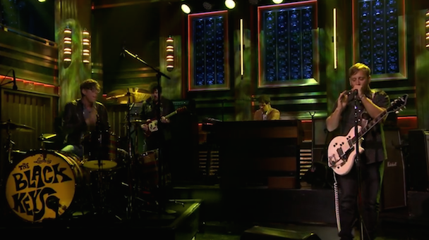 Watch The Black Keys Play Fallon