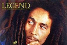 Bob Marley's Ubiquitous Legend Finally Hits The Top 10