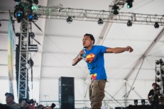 """Watch J. Cole & Chance The Rapper Perform New Song """"Thotty"""" In Chicago"""