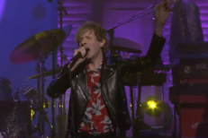 Watch Beck Kick Off Conan's George Harrison Week