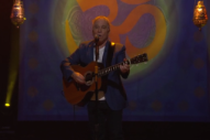 Watch Paul Simon Cover &#8220;Here Comes The Sun&#8221; And Remember George Harrison On <em>Conan</em>