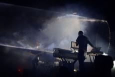 Watch Darkside Perform At Their Final Show