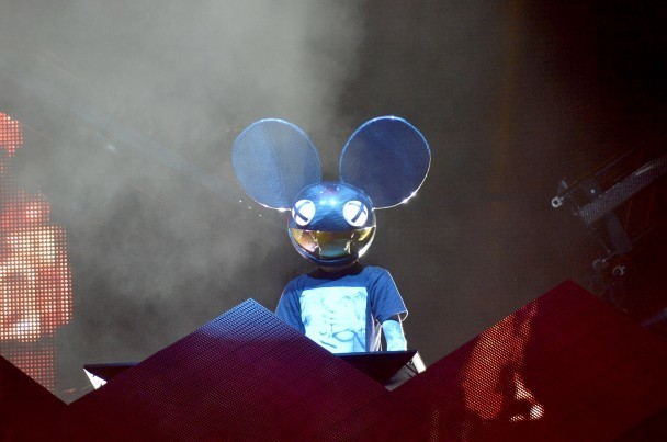 Disney Says Deadmau5's Logo Is To Similar To Theirs