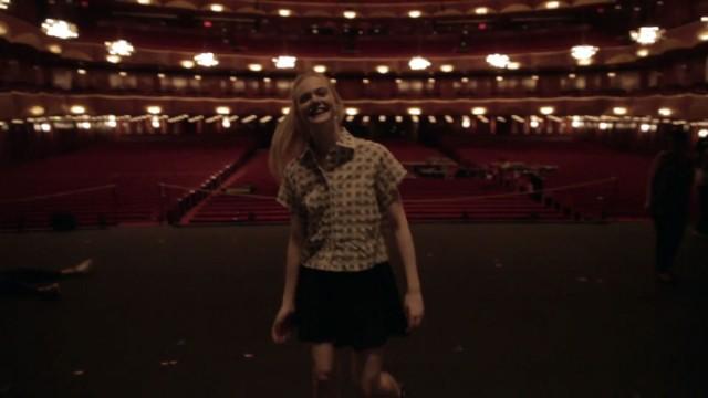 Elle Fanning - Karen O Video
