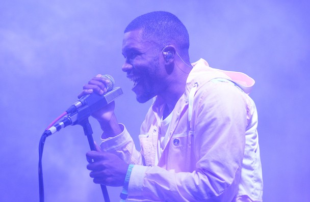Frank Ocean's Father Sues Russell Simmons