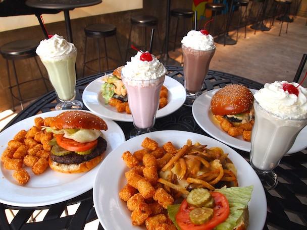 D.C. Diner Names Burger After Noted Vegan Ian MacKaye