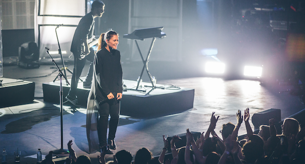 Watch SBTRKT, Jessie Ware, and Jamie xx's Full Sets From iTunes Festival London