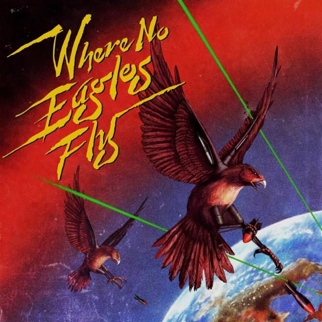 """Julian Casablancas + The Voidz - """"Where No Eagles Fly"""""""