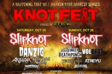 Slipknot Knotfest 2014