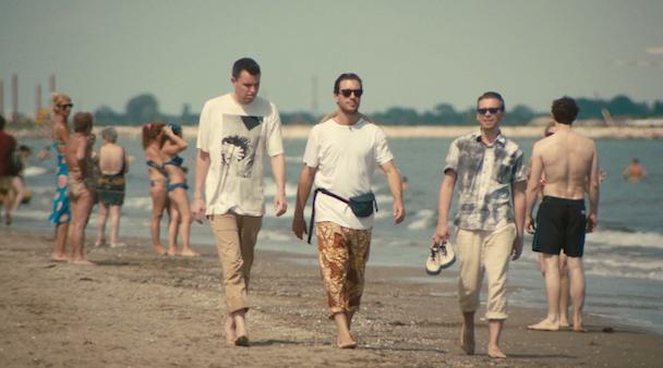 "Lemonade - ""Durutti Shores"" Video (NSFW)"