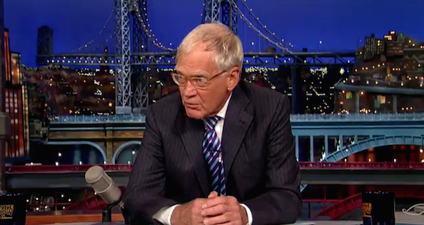 Watch David Letterman Taunt The Eagles' Lawyers
