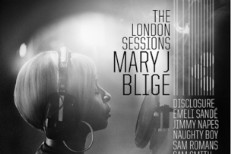 "Mary J. Blige – ""Therapy"" (Co-Written By Sam Smith) & ""Whole Damn Year"""