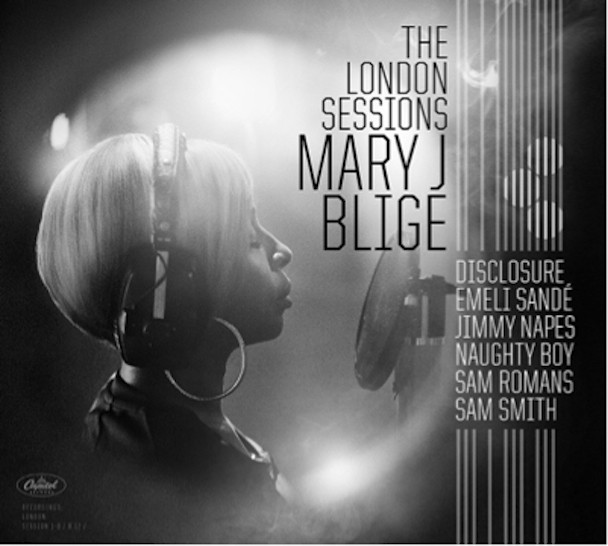 "Mary J. Blige - ""Therapy"" (Co-Written By Sam Smith) & ""Whole Damn Year"""