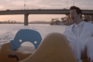 "Mayer Hawthorne – ""Crime"" (Feat. Kendrick Lamar) Video (Dir. Rashida Jones)"