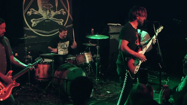 Watch Mineral's Reunion Show In Brooklyn Last Night