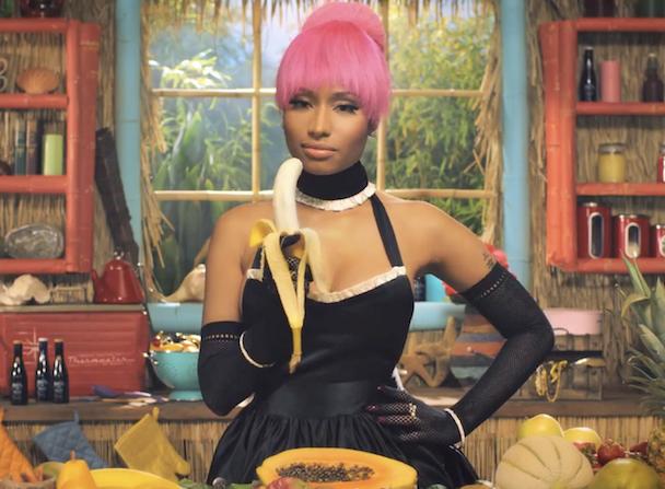 Nicki Minaj's The Pinkprint Out 11/24