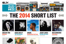 Livestream The 2014 Polaris Prize Ceremony