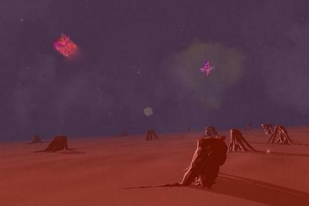 Check Out New Radiohead Sounds & Visuals In Updated PolyFauna App