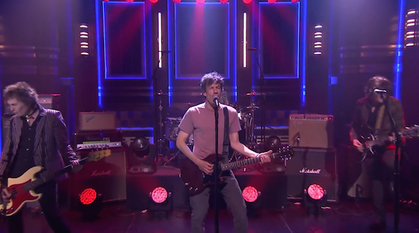 "Watch The Replacements Play ""Alex Chilton"" On The Tonight Show"