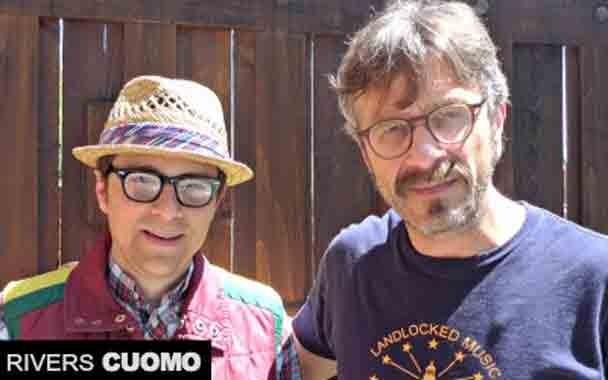 Rivers Cuomo & Marc Maron