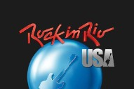 Metallica, Taylor Swift, No Doubt Set For Rock In Rio's US Debut