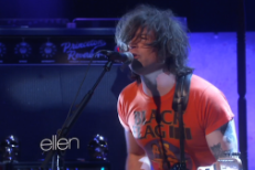 Watch Ryan Adams Rock The Ellen DeGeneres Show