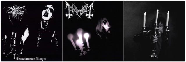 Darkthrone, Mayhem, Ryan Adams