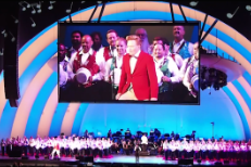 Watch Awesome Performances From <em>The Simpsons Take The Bowl</em> By Weird Al, Conan O'Brien, &#038; The Los Angeles Gay Men&#8217;s Chorus